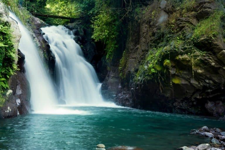 top waterfalls in bali indonesia