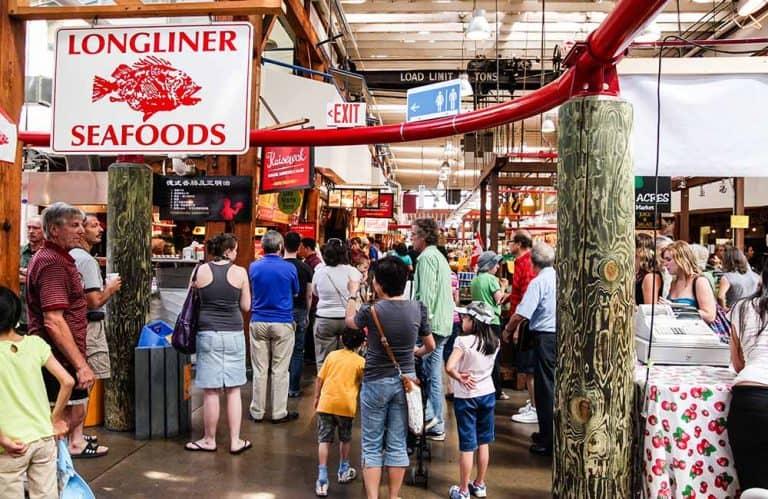 granville island vancouver public market
