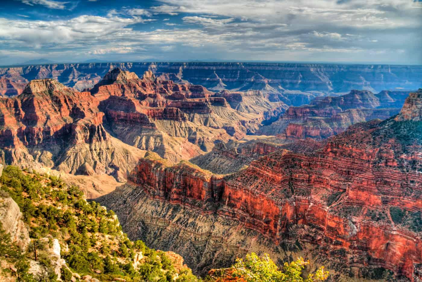 grand canyon north