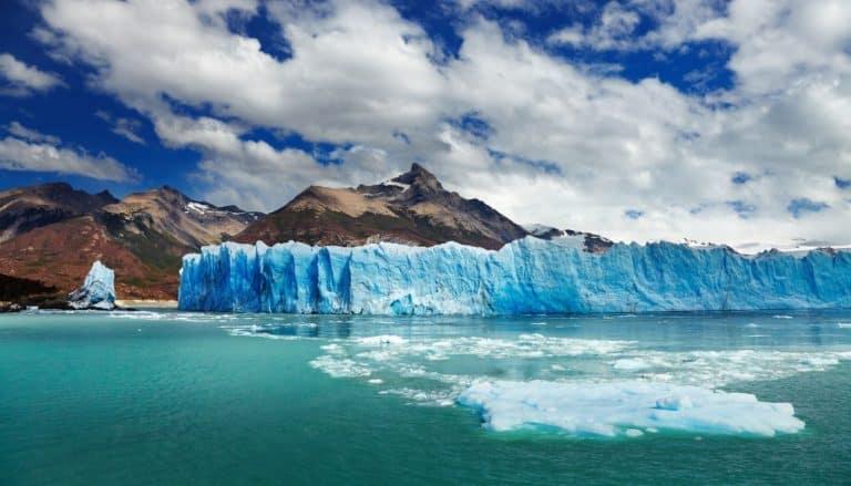 Los Glaciares National Park Perito Moreno Glacier