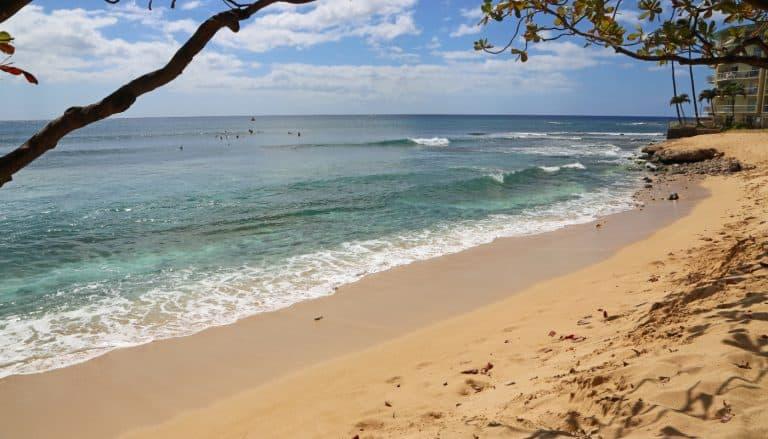 Makaha Beach