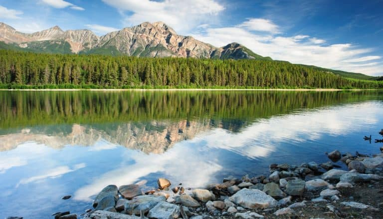 Patricia Lake Jasper national park