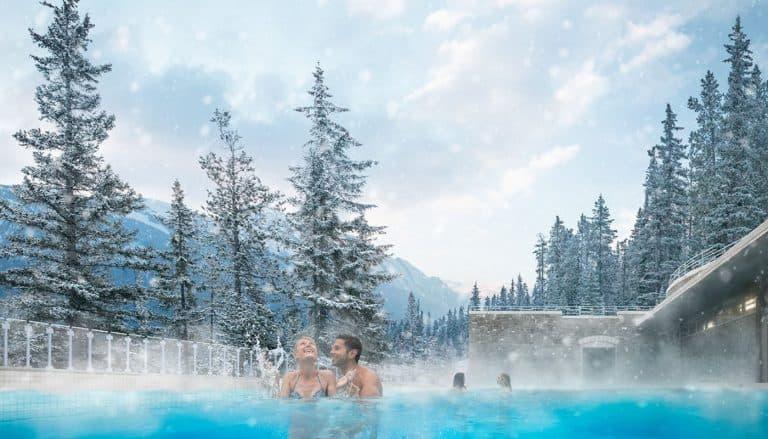banff upper hot spring