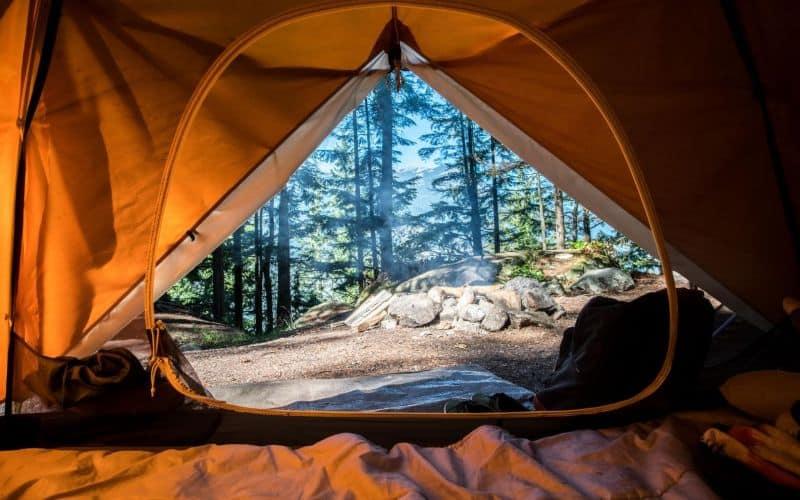 camping in british columbia canada