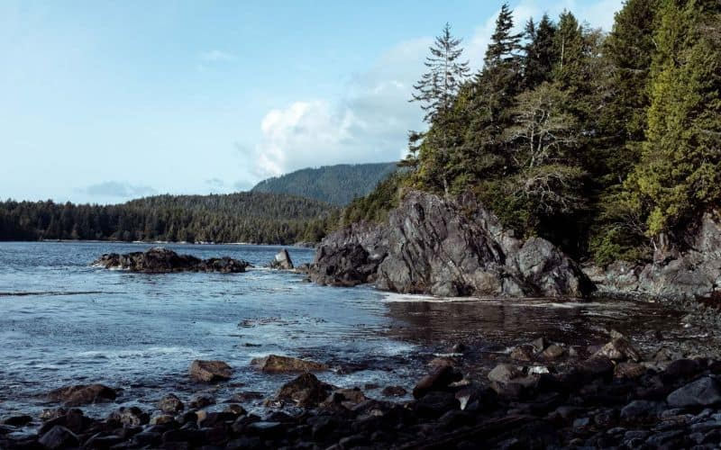 hot springs cove vancouver island bc SP