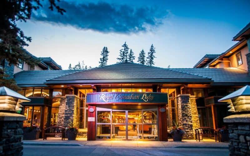 royal canadian lodge banff