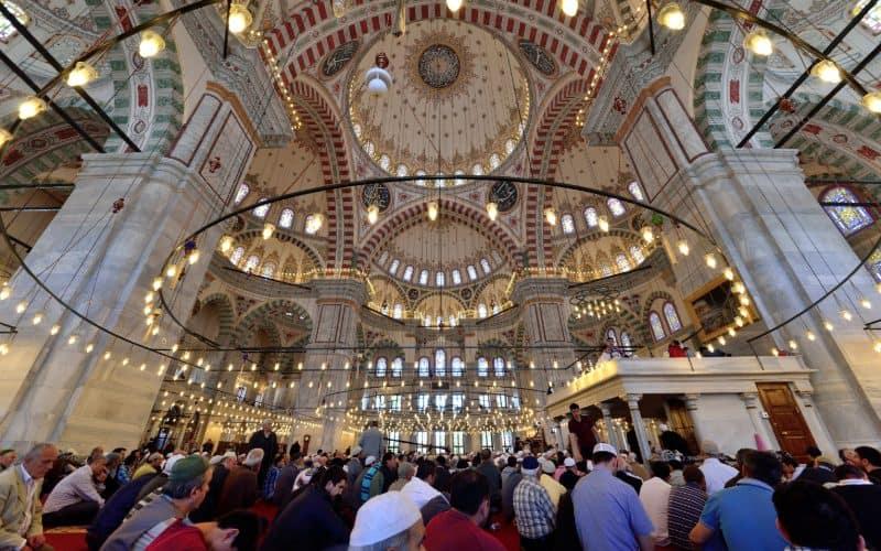Fatih Mosque istanbul