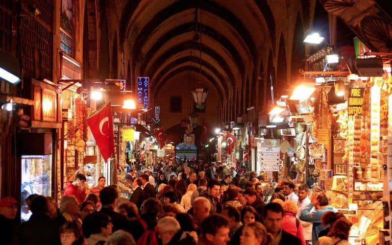 Grand Bazaar istanbul SP