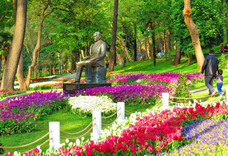 Gülhane Park istanbul istanbul