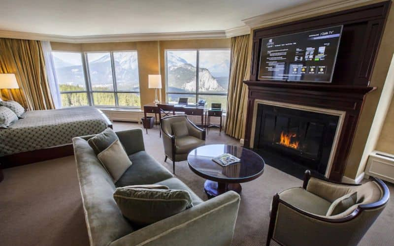 Rimrock Resort Hotel banff
