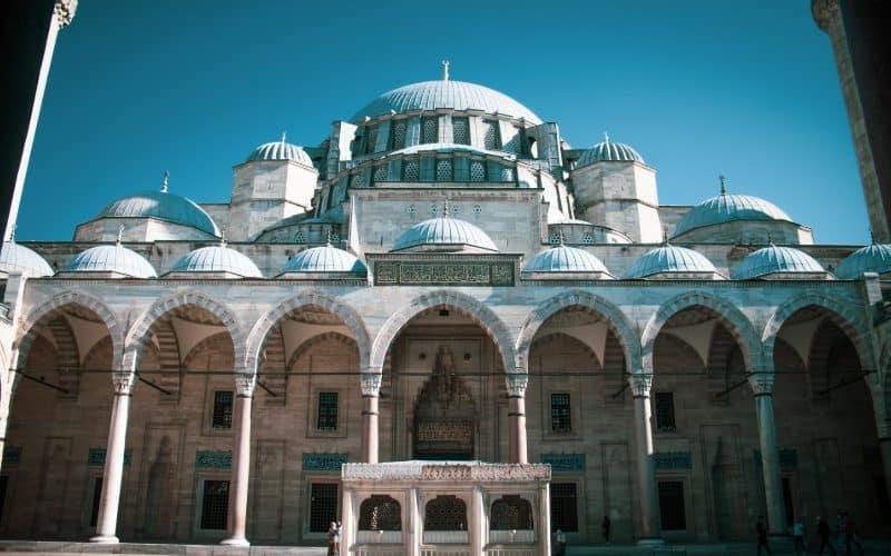 Süleymaniye Mosque Istanbul SP