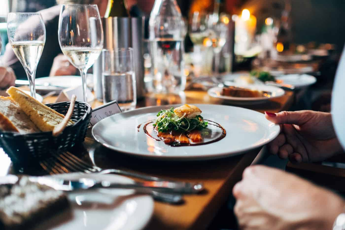 best places to eat in banff SP
