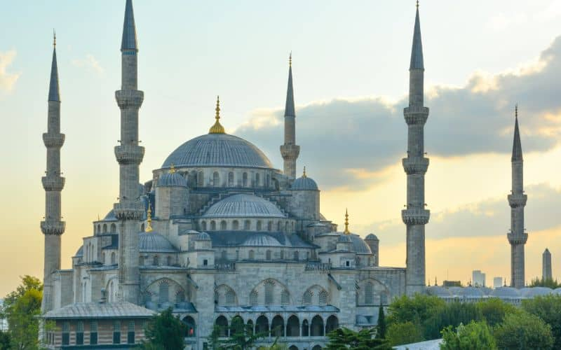 blue mosque istanbul SP