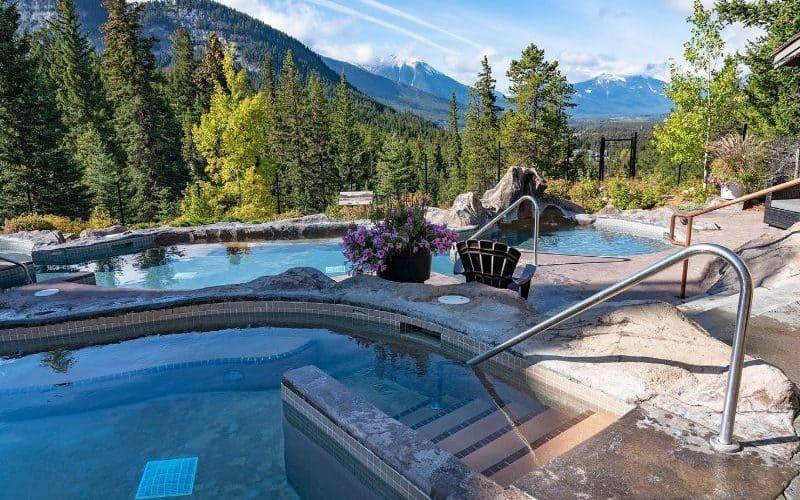 Hidden Ridge Resort hot pools sm