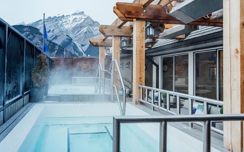 Mount Royal Hotel hot tub sm