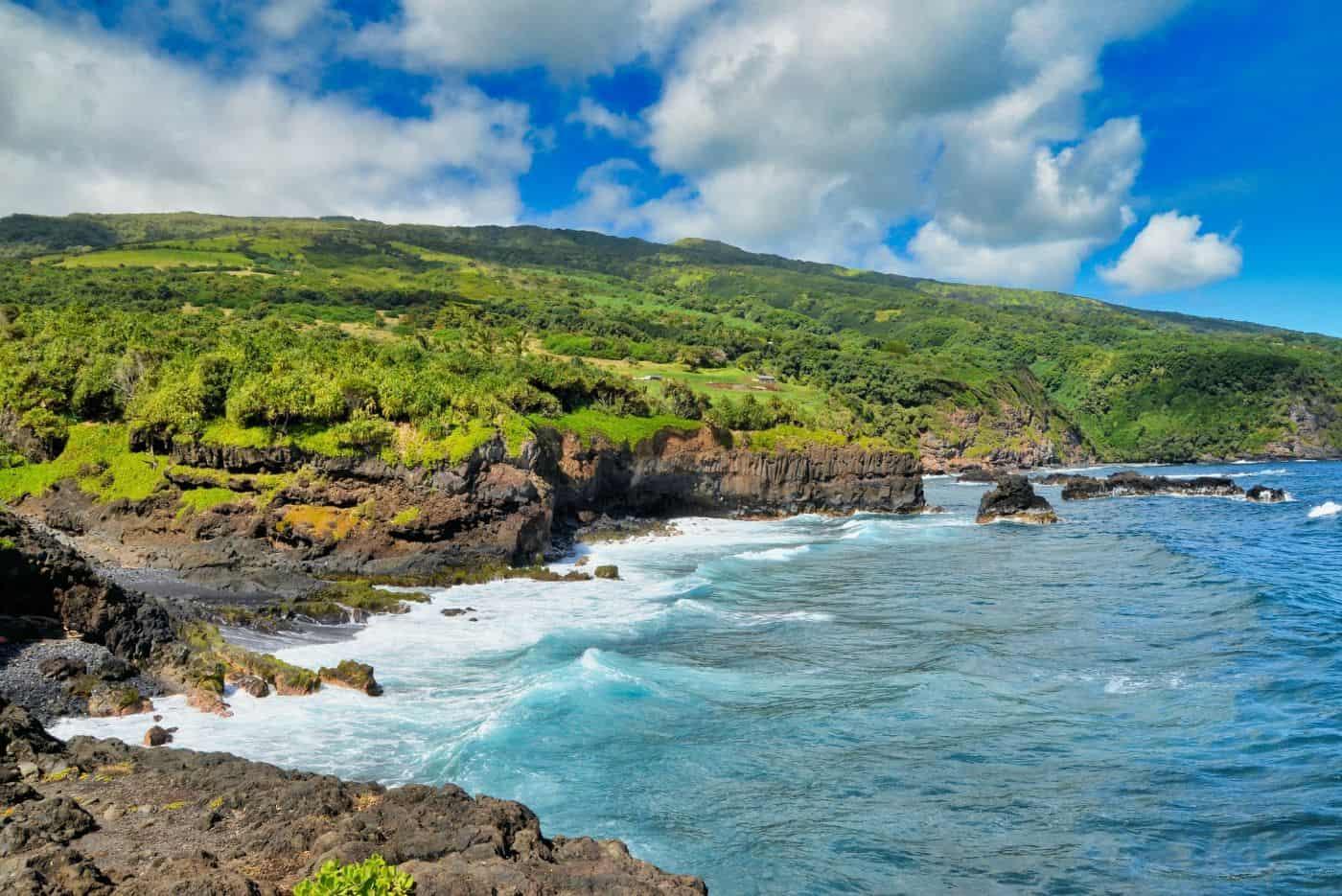 hana maui hawaii usa sp