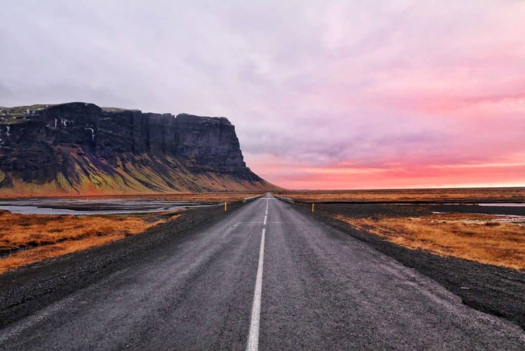 iceland open road sp