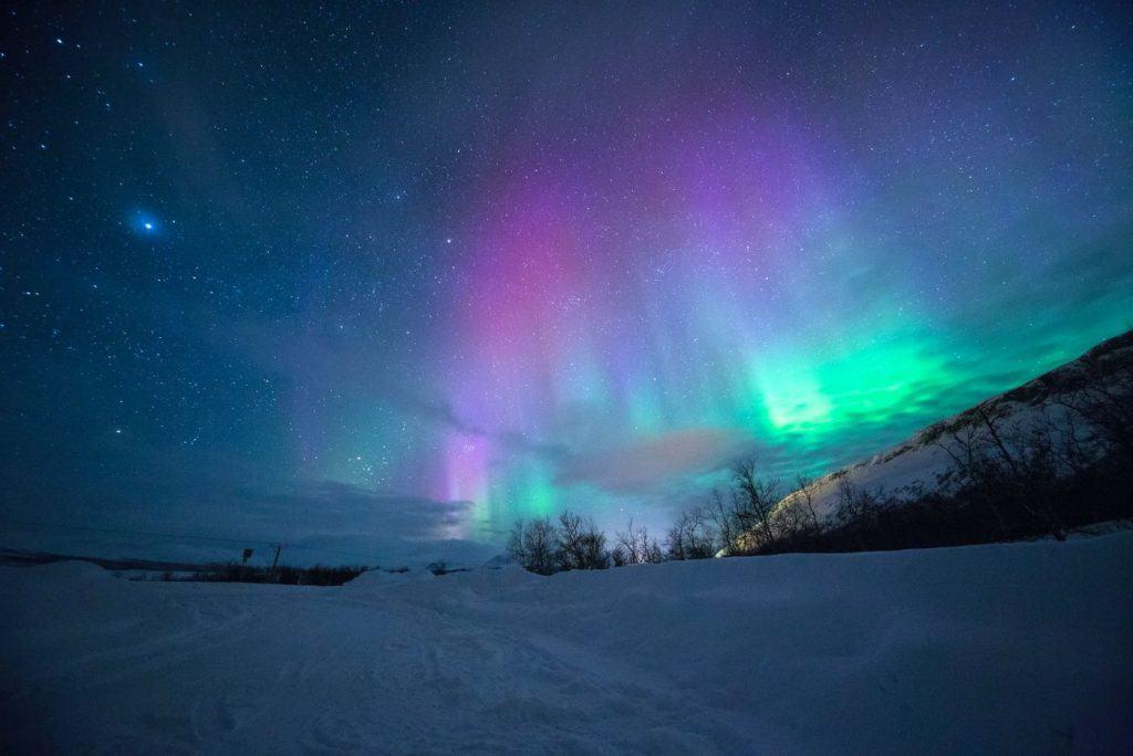 northern lights norway sp