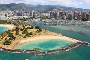 Ala Moana Beach Park honolulu oahu