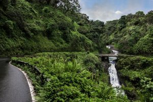 road to hana highway maui