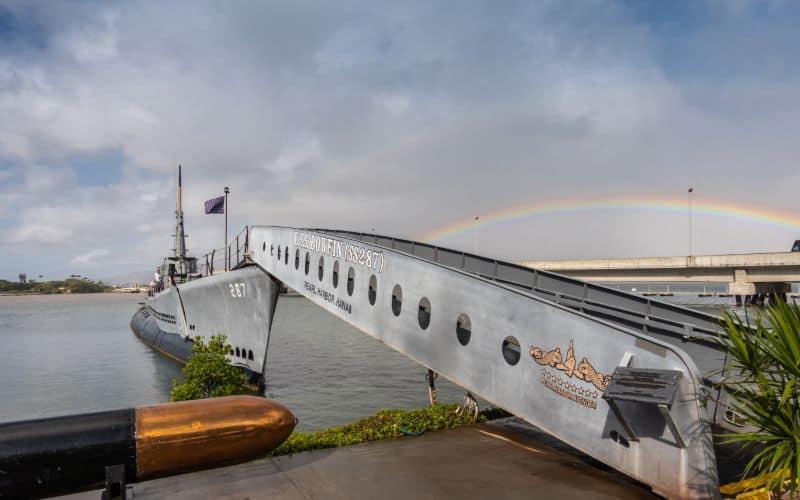 The USS Bowfin Submarine Museum Park
